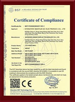 CE安全认证报告